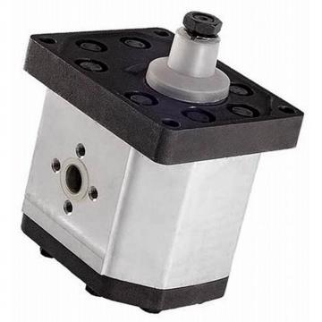 22 GPM Hydraulic Two Stage Hi-Low Gear Pump At 3600 Rpm