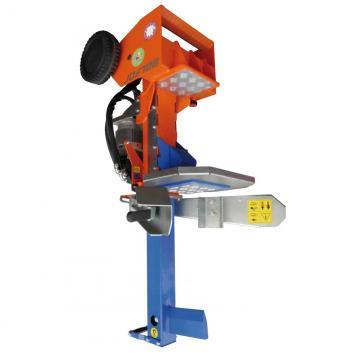 TITAN PRO POMPA IDRAULICA   10 TON Benzina Log Splitter Splitter legno  
