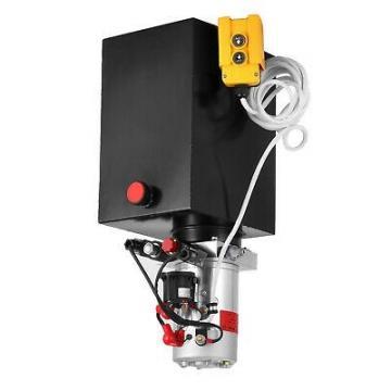 Pompa Idraulica Sollevatore A Forbice 13L Singolo Agendo Rimorchio Ribaltabile